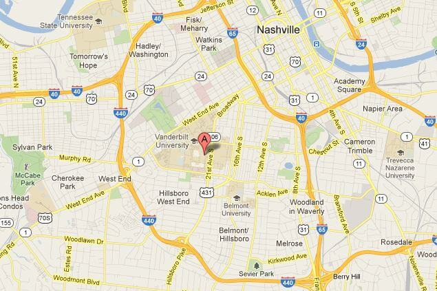 Nashville ACLS PALS and BLS Online Courses – Tourist Map Of Nashville